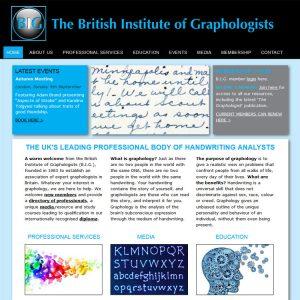 British Institute of Graphology