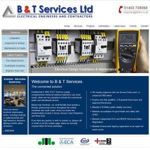 B & T Services