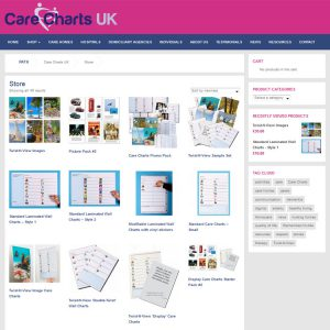 Care Charts UK