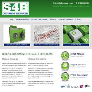 S4B Shredding