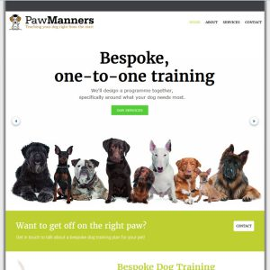 Paw Manners