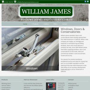 William James Windows