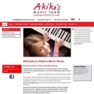Akiko's Music Room