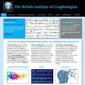 British Institute of Graphology