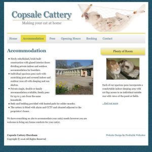 Copsale Cattery