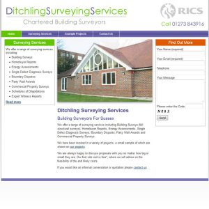 Ditchling Surveying